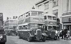 Late 1950's West Midlands National Health Service, Birmingham England, West Bromwich, Bus Coach, West Midlands, Coaches, Buses, Britain, United Kingdom
