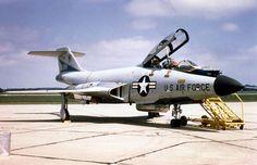 F-101B 18FIS Grand Forks