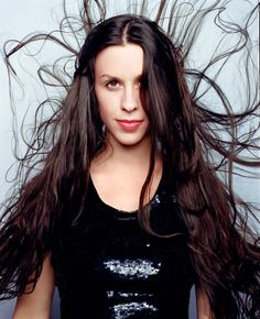 Alanis Morissette Citizen of the Planet is a sick song go Alanis Nadine Morissette!