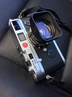 I love my leica - olli-t-horn: My beautiful bitch… #leica...