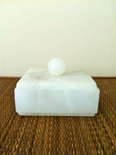 Alabaster Box | Twin Interiors