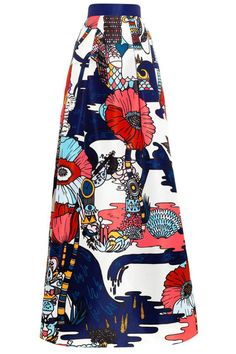 We're obsessed with this Mary Katrantzou skirt! How about you?:
