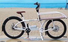 NTS Works, cargo bike, e-bike, electric assist, electric bicycle, green transportation