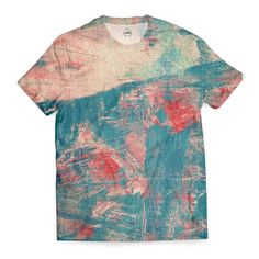 'Camminare al Tramonto' T-Shirt by FernandoVieira on miPic