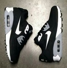 Newest in my Air Max rotation - Sportschuhe - Best Shoes World Sneakers Shoes, Sneakers Mode, Nike Air Shoes, Sneakers Fashion, Nike Air Max, Air Max 90, Skater Outfits, Nike Outfits, Jordan Shoes Girls
