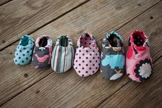 Looking for your next project? You're going to love Soft Sole Shoe Modification for Booties by designer mommabot.