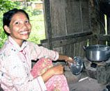 Your butterfly gift provides a family with a clean burning cookstove for a week! The ClimatePath Ecologic Fund's mission is to fight climate change while making the world a better place. We support innovative projects that develop renewable energy sources, encourage conservation, and provide ecosystem services, while also changing lives and saving/restoring natural habitats.