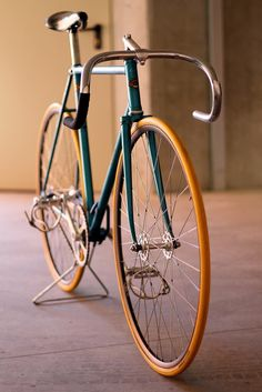 Love love love the color :) #bike #menbike Manufaktur Herren