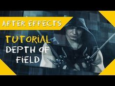 After Effects Tutorial: Create Depth of Field