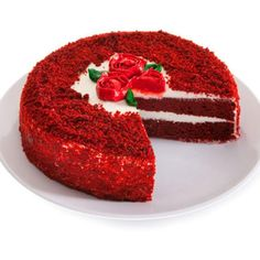 Buy & Send best red velvet cake online in Delhi for you and your loved one's special occasion at WISHNPLAN. If you want Same day red velvet cake delivery so no worry we have midnight cake delivery options too with Egg and Eggless Red velvet cake options. Order Birthday Cake Online, Birthday Cake Delivery, Red Velvet Cheesecake, Velvet Cake, Cheesecake Cake, Food Cakes, Chocolates, Fresh Cake, Online Cake Delivery