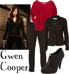 how to dress like Torchwood characters - Google Search