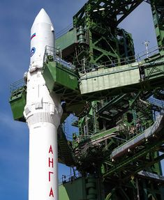Spaceflight Now | Breaking News | Debut launch of Russia's Angara rocket in imagery