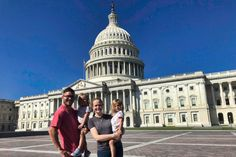 15 Must See Spots on the National Mall - CS Ginger Most Visited National Parks, National Mall, Washington Dc, Louvre, American, Travel, Viajes, Destinations, Traveling