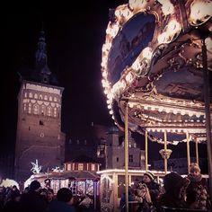 Get on the next ride! :) #christmasmarket @ #targweglowy #gdansk #igersgdansk #instagdansk #carousel #XmasGDN #ilovexmas #ilovemycity #ilovegdn