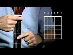 ▶ How to Read Guitar Chord Charts - Acoustic Guitar Lessons for Beginners - Jump Start - YouTube