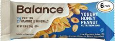 You can never go wrong with the Balance Bar. It provides you with satisfying protein, beneficial antioxidants (Vitamins A, C, and E), and other important nutrients to help satisfy hunger and create a high-energy food. Limited Stock.