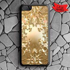 Jay-Z Kanye West Album Cover iPhone 5C Black Case