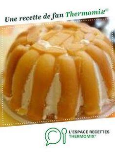 Charlotte express à l'ananas par isa2226. Une recette de fan à retrouver dans la catégorie Desserts & Confiseries sur www.espace-recettes.fr, de Thermomix®.