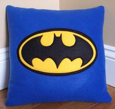 Red Monster/Silly Face Pillow by on Etsy Batman Pillow, Batman Bedroom, Batman Gifts, Cute Cushions, Plastic Canvas Coasters, Plushie Patterns, Superhero Room, Silly Faces, Sewing Pillows