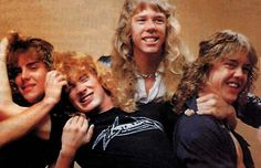 ~OLD OLD SCHOOL METALLICA~