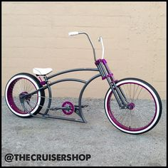 Trike Bicycle 1000a Alloy Brake Front Chrome Lowrider Cruiser Chopper Any Bike