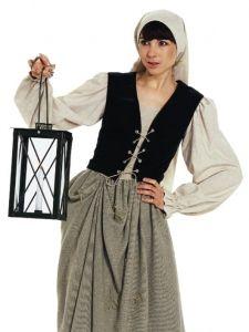 burda style: Fasching - Kostüme Erwachsene - Dirndl & Trachten - Magd - Bäuerin - Kombination