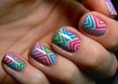 Fun and colorful design