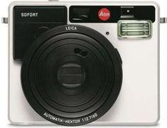 HeinigerAG.ch: Fotokameras > Sofortbildkameras > Kameras > Leica Sofort weiss Leica, Instant Camera, Monochrom, Fujifilm Instax, Shutter, Tripod, Charger, Electronics, Pictures