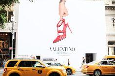 Valentino store - New York City