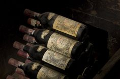 older vintages are resting