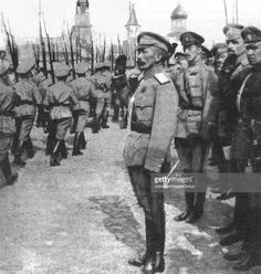 Lavr Kornilov 1870-1918 Russian army general during World War I and the ensuing Russian Civil War. he is associated with the Kornilov Affair, an unsuccessful endeavour in August/September 1917 that purported to strengthen Alexander Kerensky's Provisional Government.
