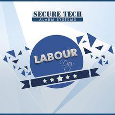 Happy labour day!! #securetechalarms #labourday #canada #enjoy Best Home Security System, Labour Day, Digital Tablet, Happy Labor Day, Alarm System, Canada, Menu, Menu Board Design