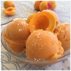Sorbet abricot