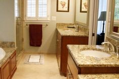 Bathroom - Whether you're planning to design your dream bath or simply update your existing one let Advantage Home Improvement help you through your project.