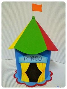 Tenda de Circo em eva