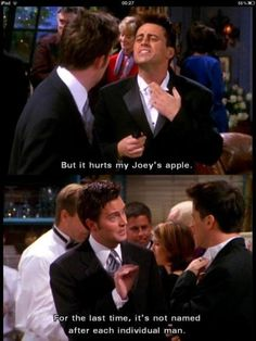 Oh Joey!