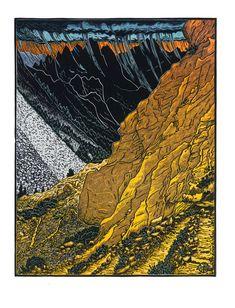 Golden Staircase, John Muir Trail