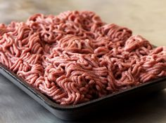 Pink Slime To Make A Commercial Return?