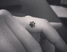 50 Small Finger Tattoos