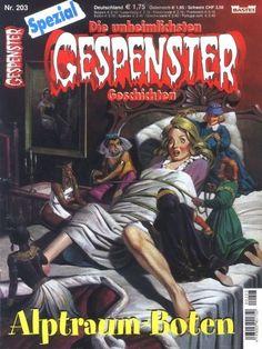 Gespenster Geschichten Spezial #203 - Alptraum-Boten