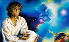Jesus as a boy through the eyes of Akiane