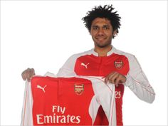 Arsenal Complete 5m Signing Of Tireless Egyptian Scrapper Mohamed ElnenyEchoing latest football gist