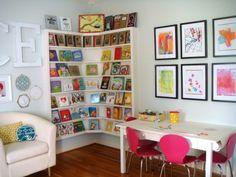 Un Blog, Une Maman: un blog de maman ... mais pas que !: Aménager un espace enfant dans le salon