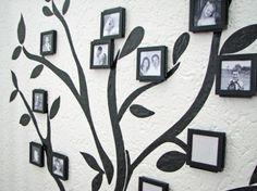 Tree mural idea