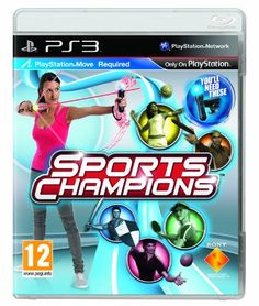 Sports Champions - Move Required (PS3) -  Sports Champions is an action-sports game for PlayStation 3 that combines the strengths of the PlayStation Move controller and the PlayStation Eye peripheral to provide gamers with true 1:1 motion controlled sports related gaming action. Finding the Best Deals of the Day - http://unitedkingdom.bestgadgetdeals.net/sports-champions-move-required-ps3/ - http://unitedkingdom.bestgadgetdeals.net/wp-content/uploads/2013/01/188c4_playstation