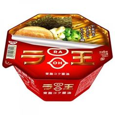 Nissin - Raoh, Japanese Instant Noodles, Soy Sauce Soup, X (For 6 servings)[japan Import]: **Product specifications are subject to change without notice. Japanese Ramen Noodles, Chicken Noodle Soup, Noodle Cup, No Bake Snacks, Getting Hungry, Soy Sauce, Clean Eating Snacks, Japanese Food, Gourmet Recipes