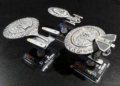 Paintjobs thread   Star Trek: Attack Wing   BoardGameGeek