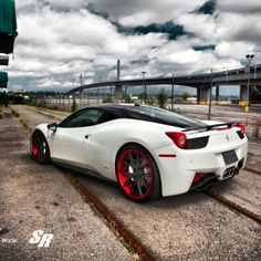 Ferrari 458 italia Project Ice Blade