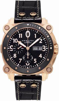 H78646733 - Authorized Hamilton watch dealer - Mens Hamilton BelowZero 77cc16d2e803