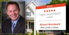 Richard Woodward's team at Interlinc Mortgage customer testimonials and mortgage reviews.